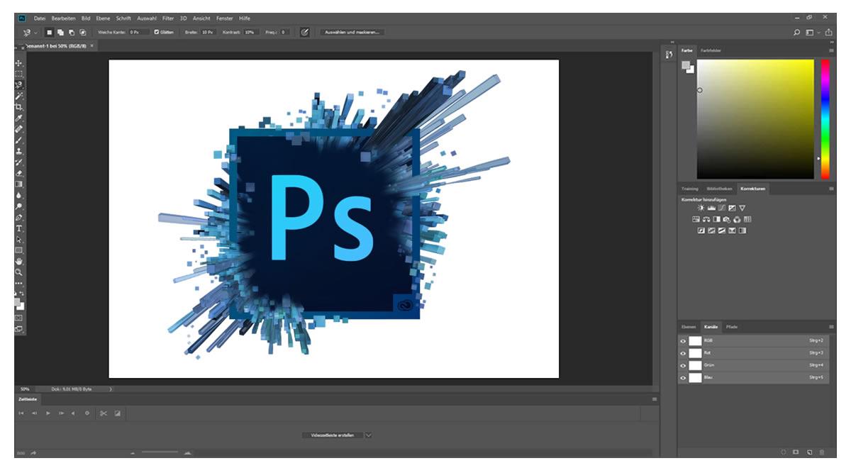 Photoshop Luminar