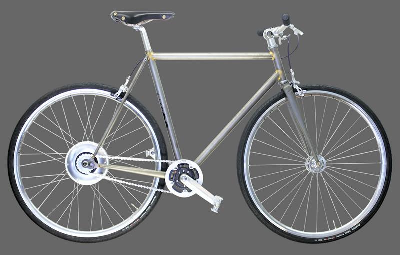 Fahrrad Freisteller