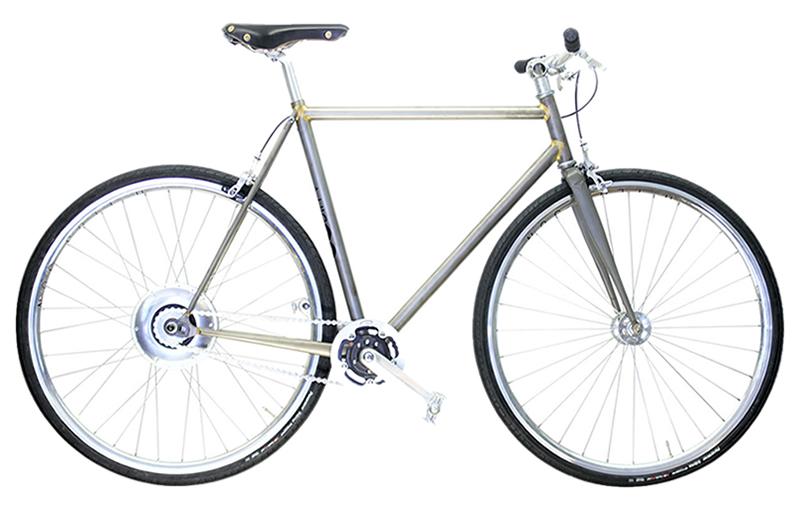 Freisteller Fahrrad