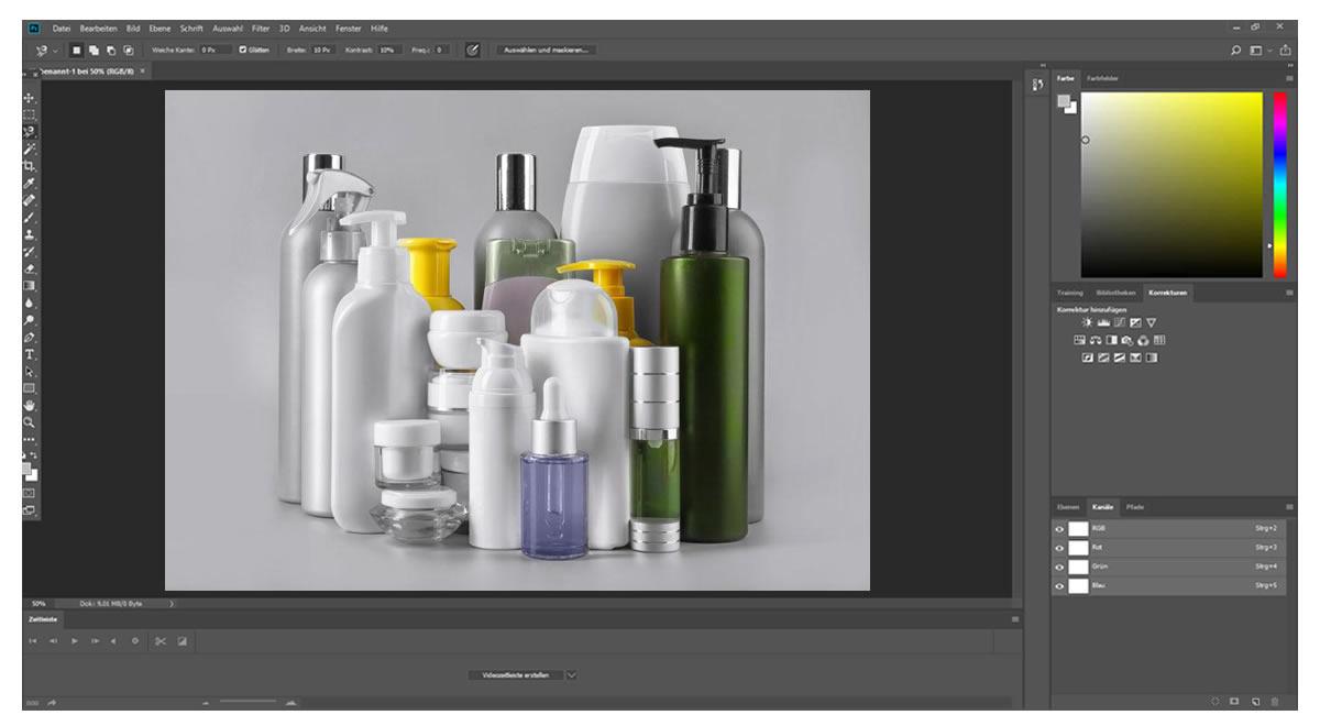 Produktbilder für den Onlinehandel